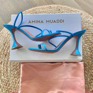 Amina Muaddi Sandals